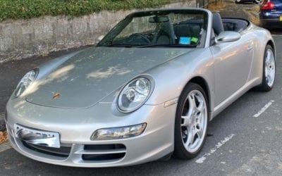Porsche 997 3.6 C2